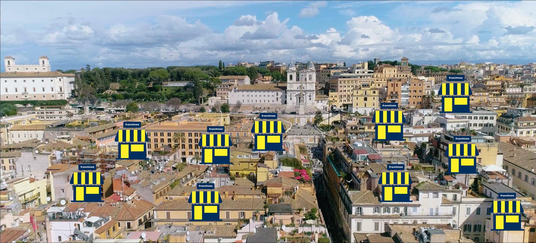 Crescita del Franchising in Italia