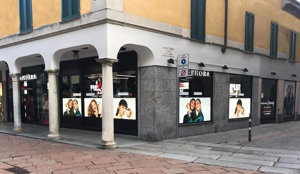 Sephora Varese Corso Matteotti