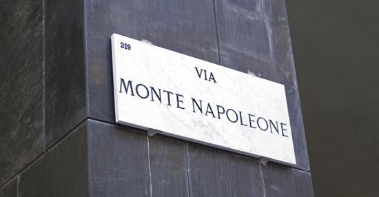 quadrilatero della moda a Milano, investimenti immobiliari