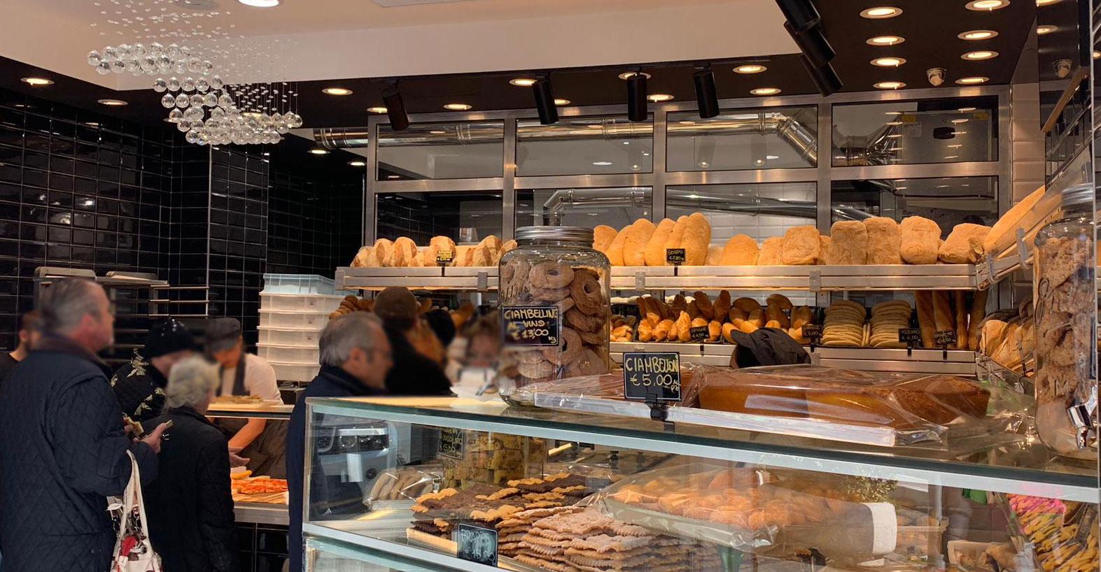 Bakery M apre in via tuscolana con Josas