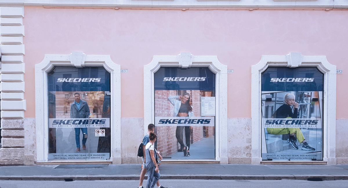 Nuova apertura a Roma: a Via del Corso Skechers, il brand n ...