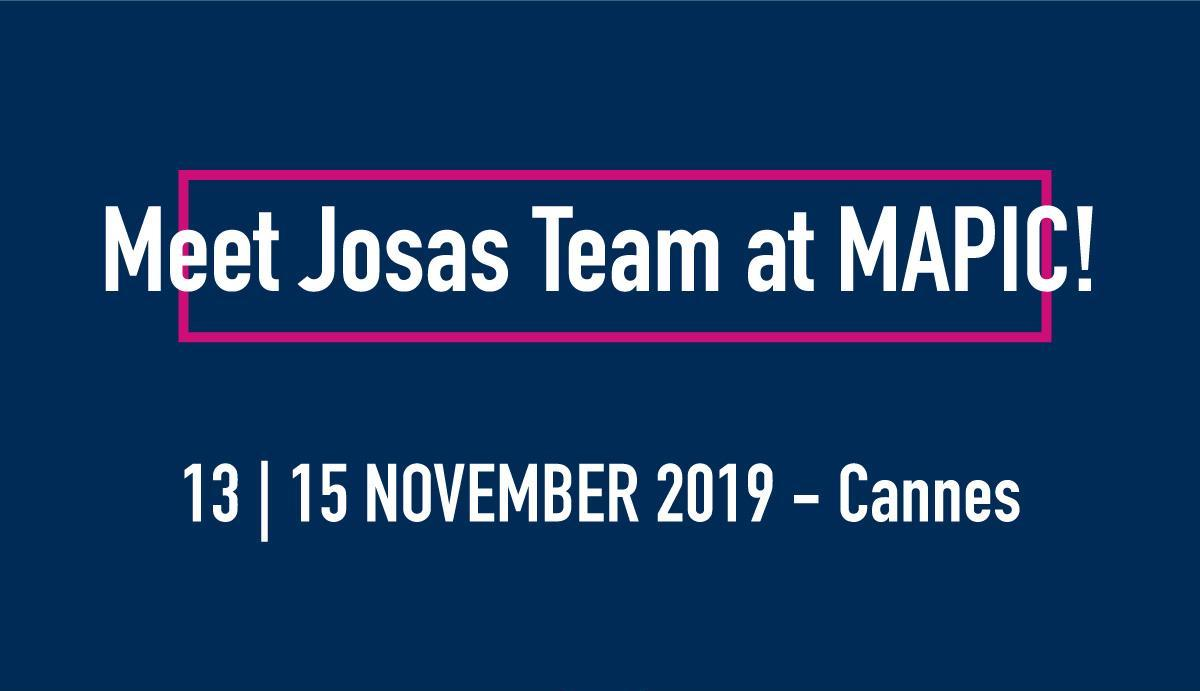 josas mapic cannes 2019
