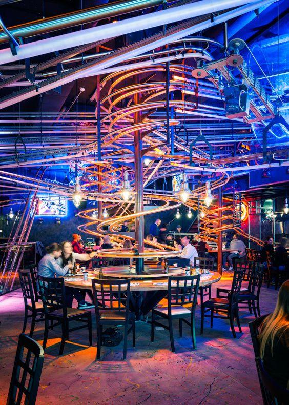 Rollercoasterrestaurant vienna