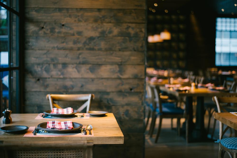 aprire un ristorante trend design