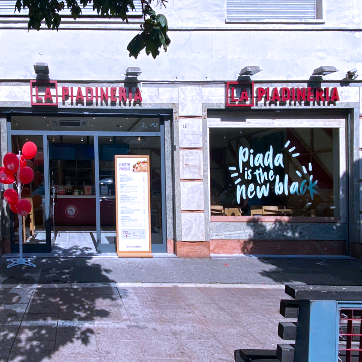 la piadineria roma piazza enrica fermi