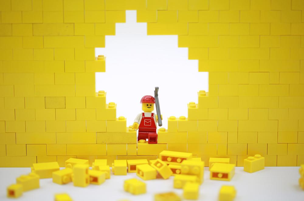 lego lovermark