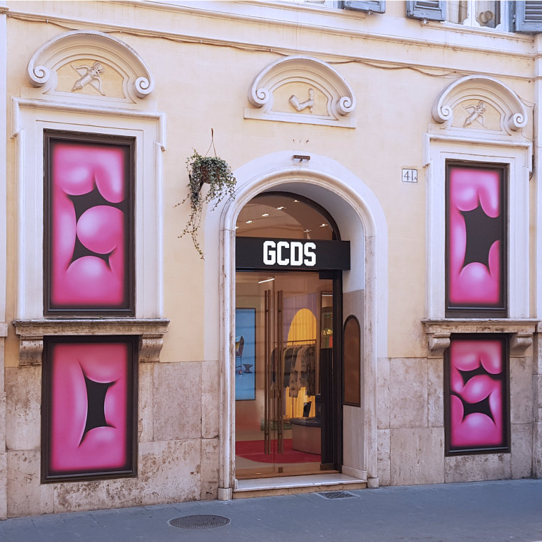gcds nuova apertura roma