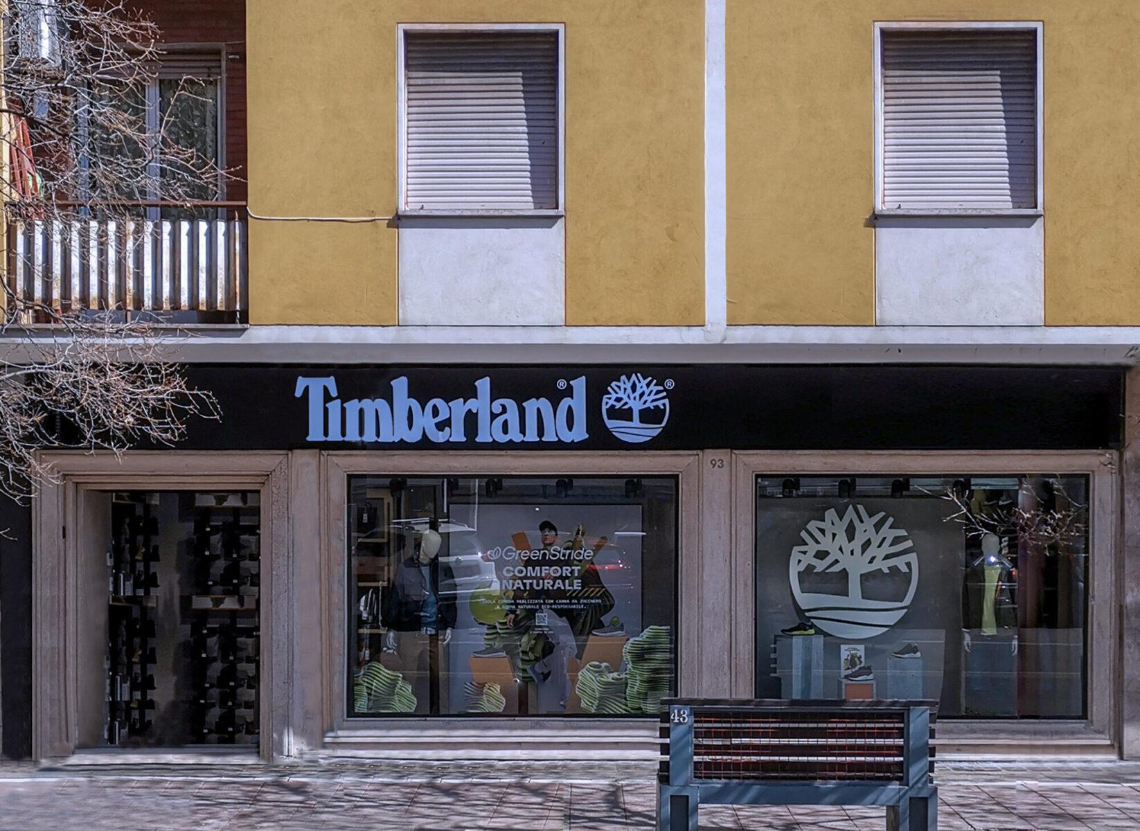 timberland roma